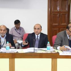 Officers of Ministry of Railways