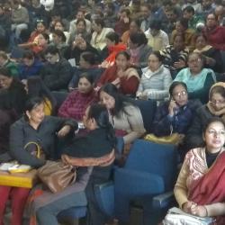 चंडीगढ़ प्रशासन के संघीय क्षेत्र के लिए भविष्य पर दो-दिवसीय प्रशिक्षण कार्यक्रम