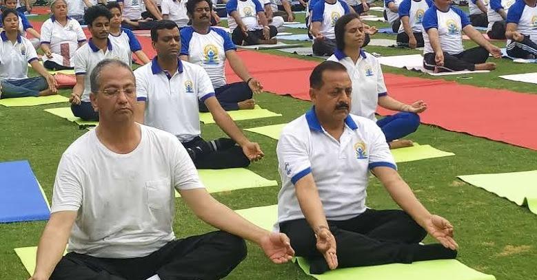 International yoga day 2